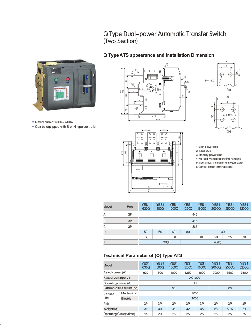 Teamax International Limited Block Diagram Of Automatic Transfer Switch Generator Q Type Dual Power